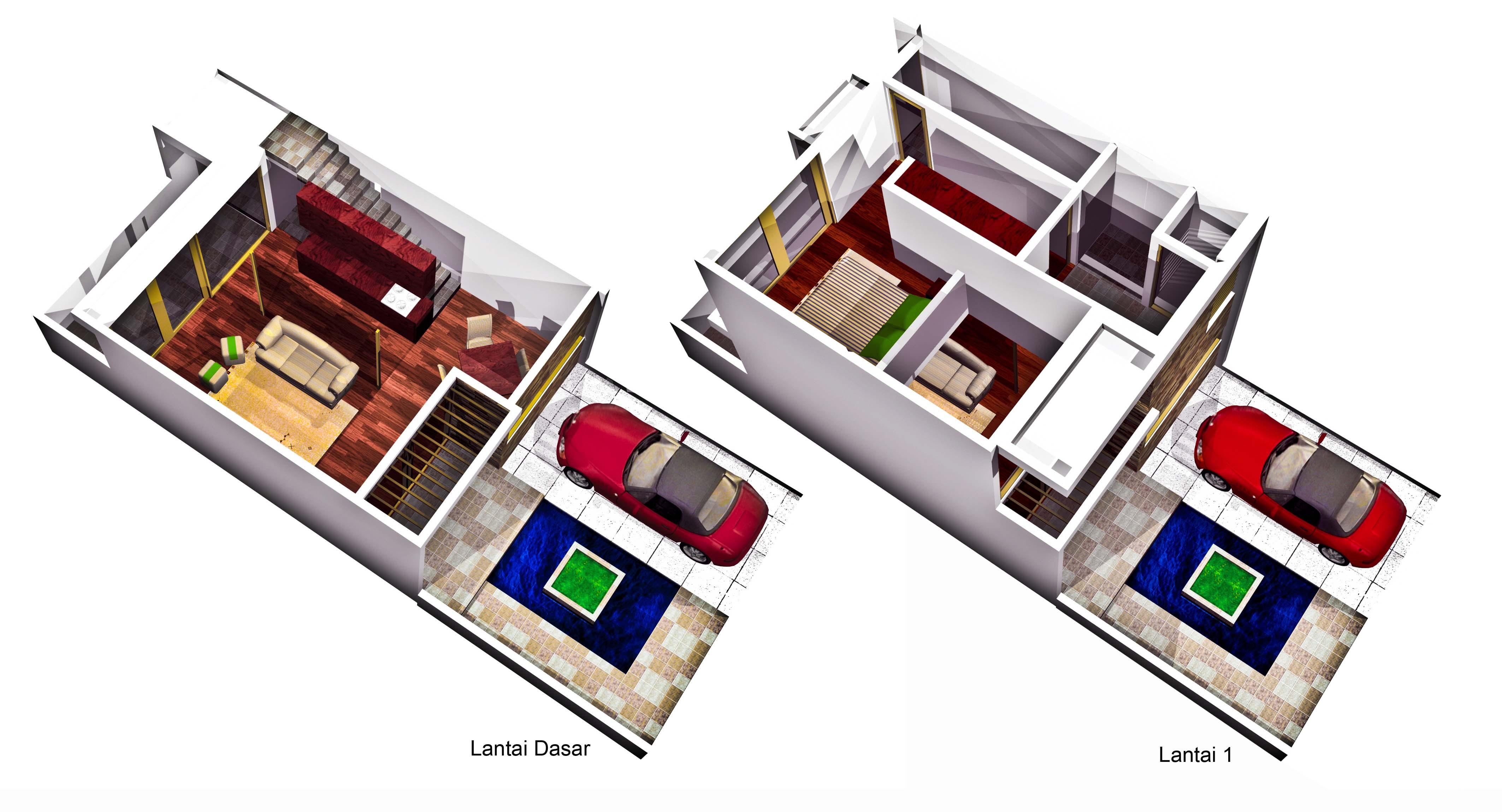 Interior Design Rumah